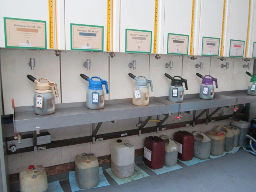 Oil Safe system