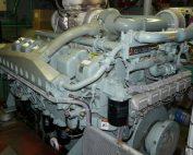 Mitsubishi S12A Mobil Delvac XHP ESP 10W-40 Koedood dieselservices b.v.