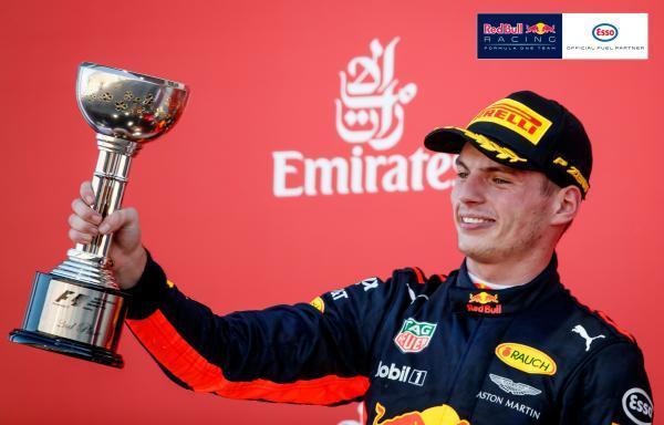 F1 Grand Prix of Japan brandstoffen smeermiddelen Esso Mobil
