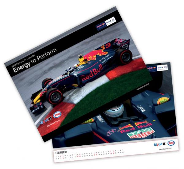Red Bull Racing kalender