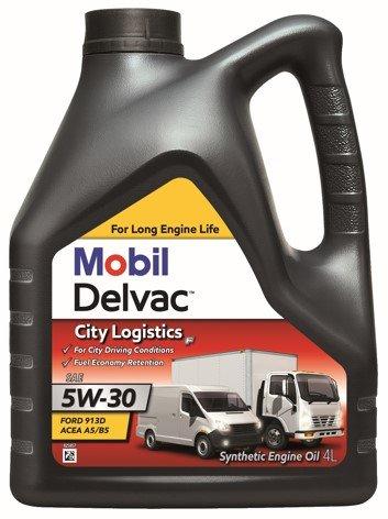 Mobil Delvac City Logistics F 5W-30 Mobil Delvac City Logistics F 5W30