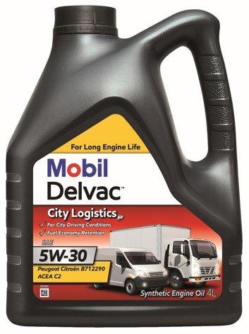 Mobil Delvac City Logistics P 5W30 Mobil Delvac City Logistics P 5W-30