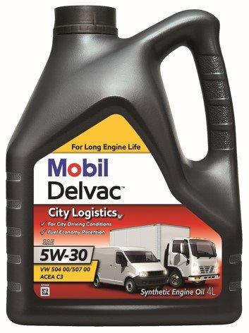Mobil Delvac City Logistics V 5W-30 Mobil Delvac City Logistics V 5W30