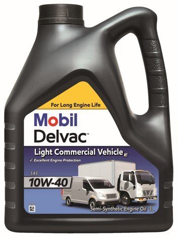 Mobil Delvac Light Commercial Vehicle E 10W40 Mobil Delvac Light Commercial Vehicle E 10W-40