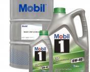 Mobil 1 ESP x3 0W40 Mobil 1 ESP 0W40 Mobil 1 0W40