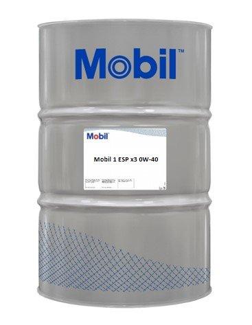 Mobil 1 ESP x3 0W40 Mobil 1 ESP x3 0W-40