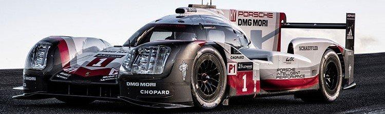24 uur van Le Mans Mobil 1