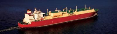 LNG tanker LNG in de energiemix