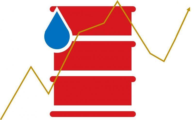 Olievat stijgende olieprijs