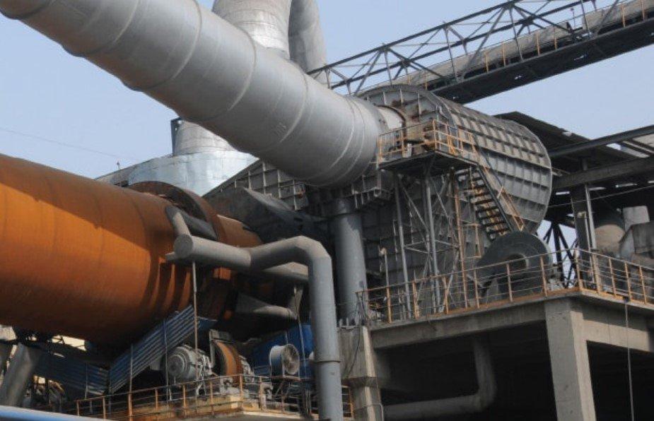Cement industrie Proces industrie Mobil
