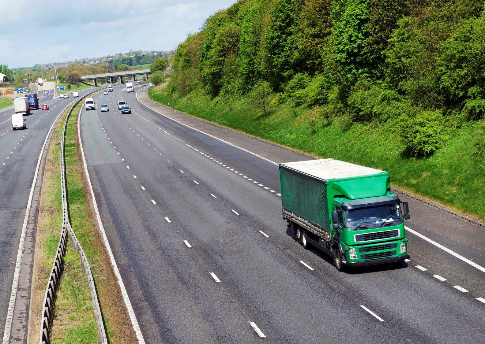 Green truck Fuel HVO biobrandstof