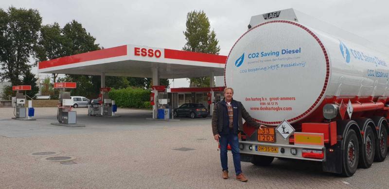 Kieboom Werkendam CO2 Saving Diesel 30