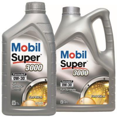 Mobil Super 3000 Formula F 0W30