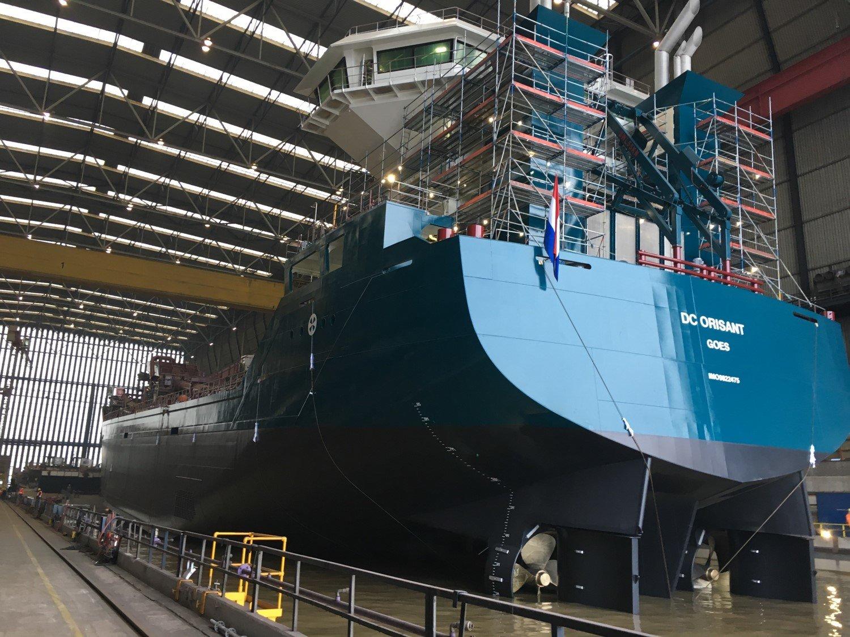 Scheepswerven scheepswerf scheepsbouw