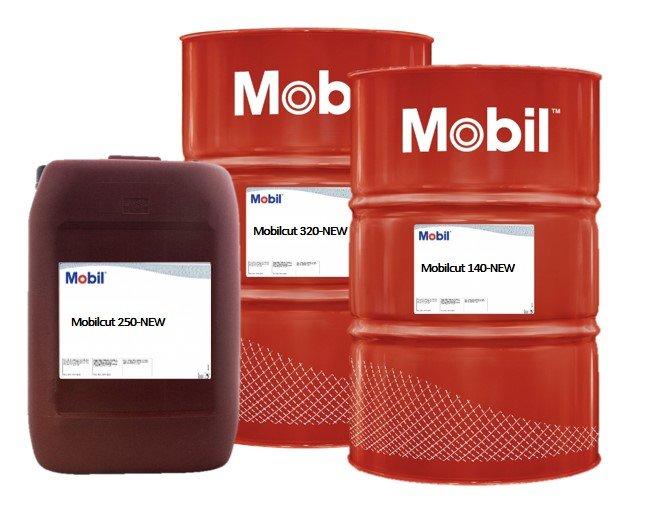De nieuwe metaalbewerkingsolie Mobilcut-NEW serie