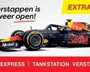 Verstappen Eersel Esso Express opening