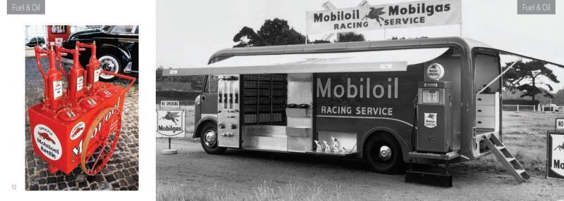 Esso en Mobil 1 1000st Formule 1 Grand Prix