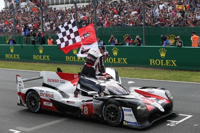 24 uur van Le Mans 2019 Toyota Gazoo winnaar