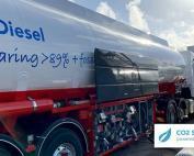 SNB en baars CO2 Saving Diesel 100