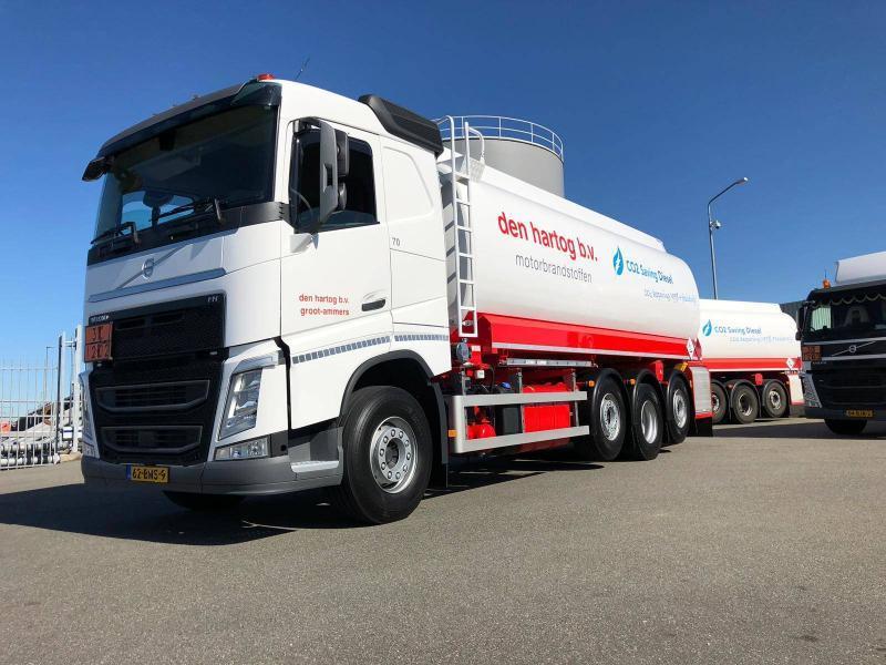 Vacature enthousiaste tankwagenchauffeur