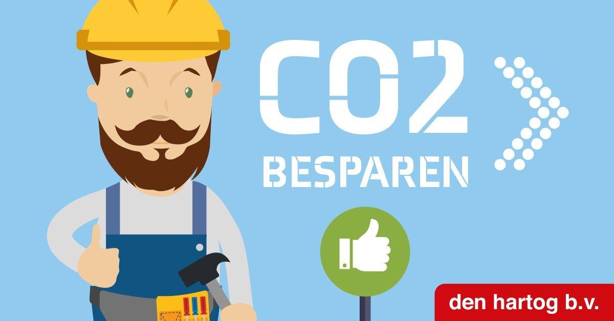 HVO Renewable diesel CO2 uitstoot besparing