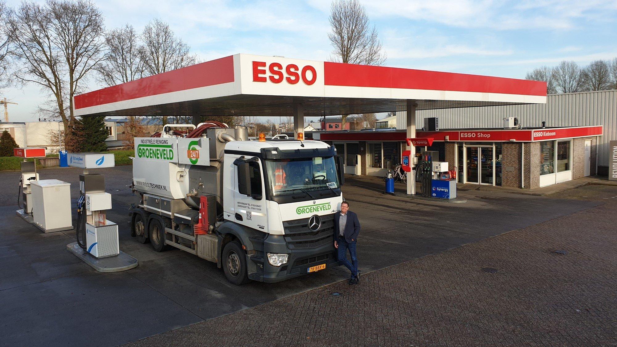 CO2 Saving Diesel 100 Kieboom Groeneveld