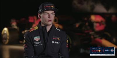Max verstappen interview 1