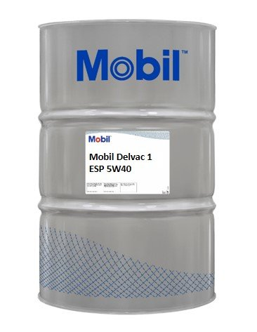 Mobil Delvac 1 ESP 5W-40