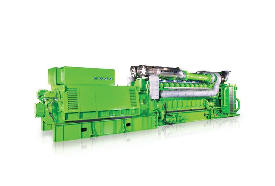 Green Gas Engine Jenbacher en INNIO