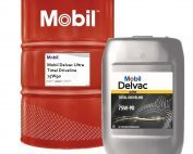 Introductie Mobil Delvac Ultra Total Driveline 75W90