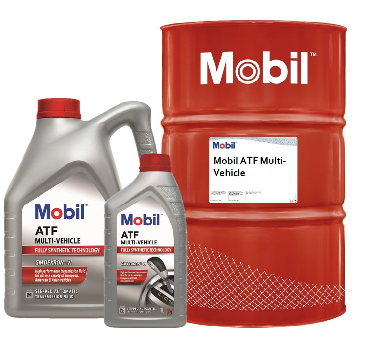 Mobil ATF Multi-Vehicle vat 200 liter 2
