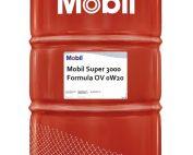 Mobil Super 3000 Formula OV 0W20 vat 208 liter
